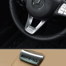 Hochwertiger Mercedes Benz AMG Lenkrad Aufkleber Emblem C A CLS G E E63 63 Logo