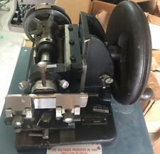 New listing Vintage/Antique Elmer Amend Spencer Lens Co Mircotome
