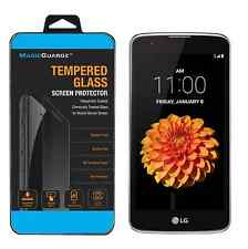 For LG K7 / Tribute 5 Premium Real Tempered Glass Screen Protector  9H