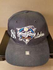 e92621e10b7aa New York Yankees Baseball Cap - 2000 World Series A.L. Champions