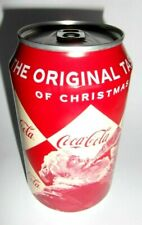 Coca Cola 12 Oz rare factory error (Christmas edition) - Sealed and empty - Coll
