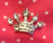 Rodeo * Rhinestone Crown Small New Pageant Magnetic Number Holder *