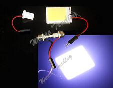24 Chips COB LED Interior Dome Light Panel Map Reading Lamp T10 Festoon White