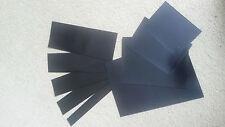 Hawid supplies, stamp mounts for blocks 113x78mm - 5 pcs