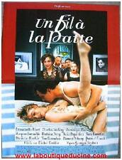 UN FIL A LA PATTE Affiche Cinéma / Movie Poster EMMANUELLE BEART