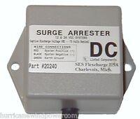 Flexcharge SA1224DC  DC Surge Arrester 12-24 Volts
