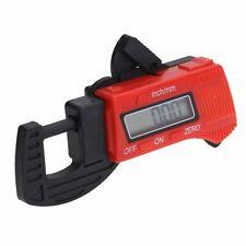 LCD Carbon Fiber Composites Digital Thickness Caliper Micrometer Width Measuring