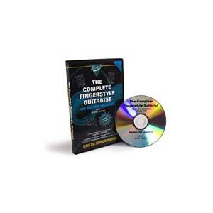 Absolute Beginners Acoustic Guitar DVD, The Complete Step-by-Step Guide to Pl...