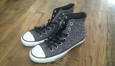 Converse Chuck Taylor All Stars Hi Leather Studs Shoes