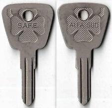 CHIAVE KEY AUTO ORIGINALE ALFA ROMEO ALFA SUD S.A.F.E. DA INTAGLIARE OFFERTA