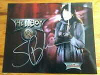 "Selma Blair Hellboy original signed 10 x 8"" photo certified"