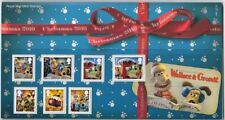 Gb Presentation Pack 448 2010 Christmas Wallace And Gromit 10% off any 5+