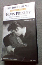 HE TOUCHED ME - THE GOSPEL MUSIC OF ELVIS PRESLEY Vols 1&2 RARE