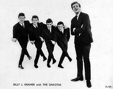 "Billy J Kramer and the Dakotas 10"" x 8"" Photograph no 6"