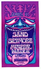 ORIGINAL / VINTAGE / MINTY 1971 PSYCHEDELIC SAND / PORTLAND CONCERT HANDBILL