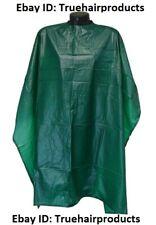 "Hairart Shampoo/Cutting Cape (Size: 48"" X 54"") Color: Green NIP!"