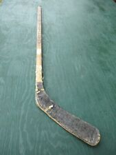 """Vintage Wooden 39"""" Long Hockey Stick Sher-Wood"""