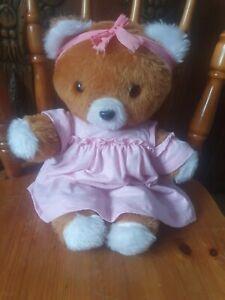 GORGEOUS VINTAGE TEDDY BEAR ...unknown