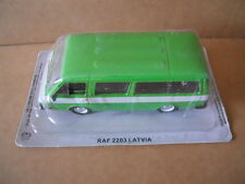 Legendary Cars RAF 2203 LATVIA  Furgone 1:43 Die Cast [MV00]