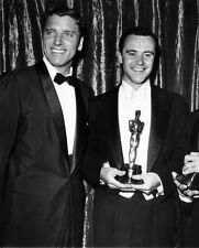 Jack Lemmon and Burt Lancaster UNSIGNED photo - B2670 - Mister Roberts