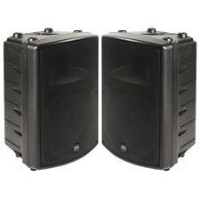 MONTARBO FiveO D8A coppia casse diffusori speaker attivi amplificati 200watt rms