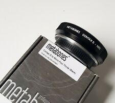 Metabones Adapter Contax G to M43 MFT Camera