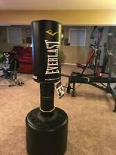 Free Standing Boxing Heavy Punching Bag Mma Training Fitness 250 Lbs When Filled