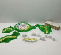 Game of Life 1991 Replacement Pieces Money Spinner Buildings ...