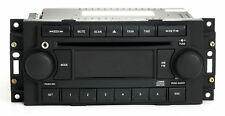 2004-10 Chrysler Dodge Jeep REF Radio AM FM CD Upgraded w Aux Input P05091710AE