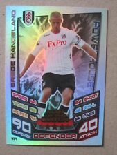 Match Attax 2012/13 - MOTM card - Brede Hangeland of Fulham