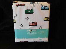 sheet set,  bumper car SHEETS Kids Microfiber 4 pc