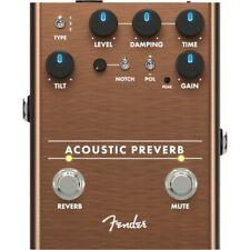 Fender Acoustic Preverb   Neu