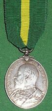 EVII TERRITORIAL FORCE EFFICIENCY MEDAL,B.Q.M.SJT.ARDEN,3rd WEST LANCS.R.F.A