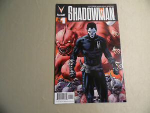 Shadowman #1 (Valiant 2012) Free Domestic Shipping