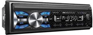 Soundstream VM-21B 1 DIN SD/USB/MP3 Digital Media Player Source Unit Bluetooth