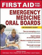 The Emergency Medicine Oral Boards an Insider's Guide