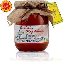 """Tomate cherry del Piennolo del Vesubio Dop en """"Pasada"""""""