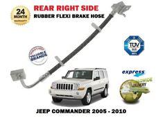 für Jeep Commander 3.0TD 4.7 5.7 2005- > rechts Heck Flex Gummi Bremsschlauch