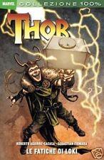 100% MARVEL: THOR - LE FATICHE DI LOKI (Panini Comics, 2011)