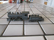 roundhouse UNION PACIFIC powered steam engine HO scale