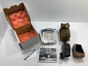 Surplus Military PARASCOPE Periscope 1x Optical Scope Police Combat Sight Eotech