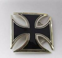 Gürtelschnalle Eisernes Kreuz - Belt Buckle - Schnalle für Gürtel - Metall