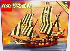 Lego Pirates 6286 SKULL'S EYE SCHOONER NEW IN BOX 1993 Boat Ship