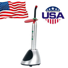 2700mw/c㎡ Dental Cordless LED Curing Light Lamp Pro Rechargeable Superior UK-K