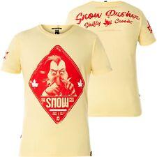 YAKUZA PREMIUM T-Shirt YPS-2902 Hellgelb T-Shirts