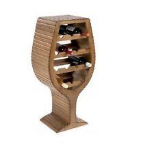 Botellero 14 botellas forma copa de Vino