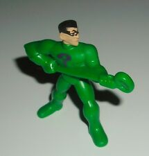 """BATMAN BRAVE AND THE BOLD THE RIDDLER 2"""" TOY FIGURE CAKE TOPPER"""