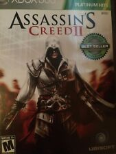 ASSASSINS CREED II 2 XBOX 360 PH GAME Semi NEW