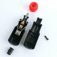 Car Cigarette Lighter Power Connection Cigaret Socket Adaptor Male 12V Plug D6I3