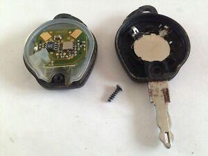 PEUGEOT 206 106 etc 2 Button Remote Key Fob